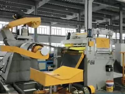 KJHS40-2x1300mm复合纵横剪生产线