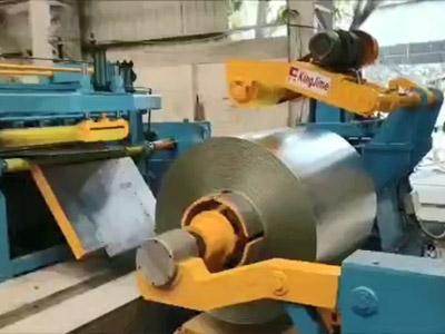 KJH60-3x1600mm横剪生产线