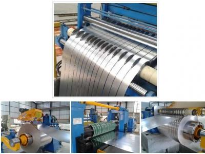 金属纵剪分条机今后发展方向分析
