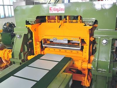 金铮横剪机生产线的优势及魅力